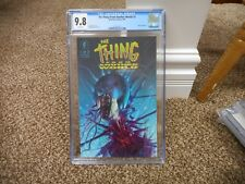 Thing From Another World 1 cgc 9.8 Dark Horse 1991 movie adaptation MINT WHITE p
