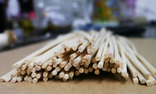 100 Rattan Reeds for Diffuser Fragrance, 15 inch. length, 3.5mm Dia.