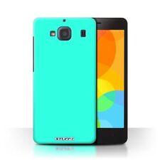 Fundas Para Xiaomi Mi 5 color principal azul para teléfonos móviles y PDAs