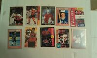 Eric Lindros Philadelphia Flyers NHL RARE ODDBALL CARDS WOW  YOU PICK