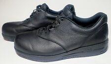 SAS Women's Liberty Slip-Resistant Shoes, Black, Size 7.5 (W3) Wide