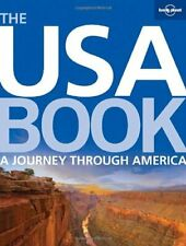 Lonely Planet The USA Book  A Journey through America