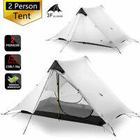 Wholesale Outdoor Ultralight Camping Tent Carpet 3Season New 3F UL GEAR 2 Person