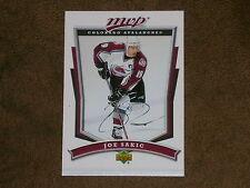 2007-08 UpperDeck MVP  Hockey Cards FINISH YOUR SET ``U PICK LOT``10/1.27