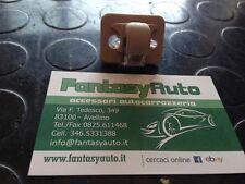 CLIPS GANCIO ALETTA PARASOLE AUDI A4/A3/Q5/Q7 beige