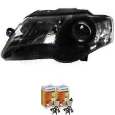 Scheinwerfer links VW Passat B6 3C Bj. 03.05–07.10 Limo Kombi schwarz H7+H7