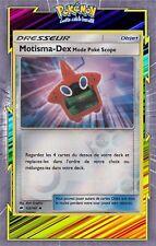 Motisma-Dex Reverse-SL3:Ombres Ardentes- 122/147 - Carte Pokemon Neuve Française