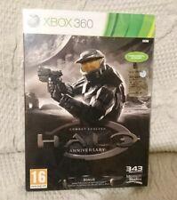 Halo Combat Evolved Anniversary Xbox 360 Microsoft Nuovo New Limited Pal ITA