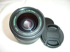 QUANTARAY 28-70mm f/ 2.8-4 LENS ,  MINOLTA MD Mount SN2016202