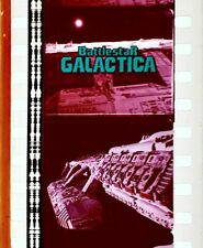 1978 BATTLESTAR GALACTICA 35mm Promo Feature Film Trailer SciFi Star Wars No DVD