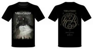 DAWN OF DISEASE - Processions Of Ghosts - T-Shirt