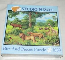 Bits & Pieces Studio 1000 Piece Jigsaw Puzzle After the Rain by Pixie Studio NEW