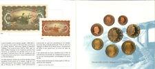Luxemburg euro set, 2003, BU in mapje