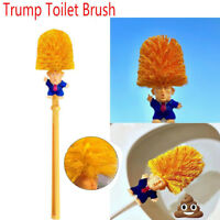 Donald Trump WC Bürste Klobürste Bürstenkopf Ersatz Toilettenbürste Weihnachten
