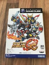 Game Cube Japan:    SUPER ROBOT TAISEN        Japonais
