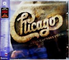 "CHICAGO""XXXII:Stone of Sisyphus""  GOLD CD NIKITIN RUSSIA with OBI OOP SEALED"