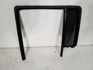 Rear Left Door Vent Window Glass | Fits 2007-2018 Jeep Wrangler JK