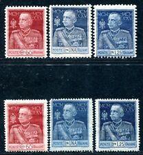 Italia 1925 224b ** Post freschi ETC buone dentellati 285 € + + (s0271