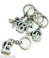 Keyring Letter  Choose letter  Initial Alphabet Key Ring