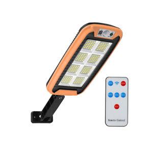 Faro lampione stradale pannello solare fotovoltaico sensore di movimento 160 LED