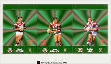 1997 Dynamic Rugby League POP-UP CARDS Team Sets-SYDNEY CITY ROOSTERS(3)