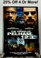 The Taking of Pelham 1 2 3 (DVD, 2009)