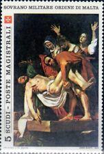 1983 S.M.O.M. SMOM Anno Santo Maestri della pittura 1 MNH
