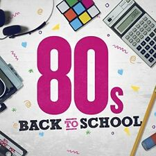Various Artist 80s Back To School  3 CD NEW sealed