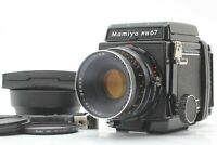 [Near Mint] MAMIYA RB67 Pro & SEKOR 127mm F3.8 Lens 120 Film Back From JAPAN