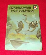 LADYBIRD BOOK Underwater Exploration by Richard Bowood