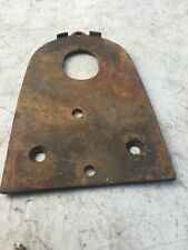 INDIAN MOTORCYCLE SPORT SCOUT GENERATOR MOUNTING PLATE, 1935-40