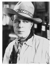 Hoot Gibson, Western Movie Star: 8x10 B&W Glossy Photo