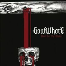Blood for the Master [Digipak] by Goatwhore (CD, Feb-2012, Metal Blade)