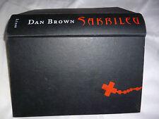Sakrileg Thriller von Dan Brown 605 Seiten Buch gebr.