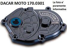 170.0301 CUBIERTA ENGRANAJE transmisión. POLINI MBK NITRO 50 H2O de 1996->