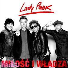 CD LADY PANK Miłość i władza