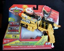 POWER RANGERS Deluxe Dino Charge jaune morpher Gun