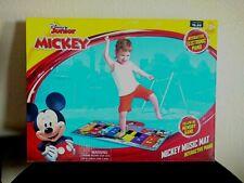 Disney Junior Mickey Music Mat interactive Electronic Piano