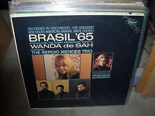 SERGIO MENDES / WANDA DE SAH brasil '65 ( jazz ) PROMO