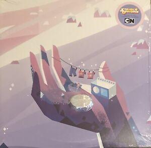 Steven Universe OST Soundtrack 4LP Vinyl Iam8bit Sealed Cartoon Network