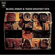 "Blood, Sweat & Tears ""GREATEST HITS"" CD 13 tracks nuovo"