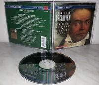 CD BEETHOVEN - SYMPH.NO.6 & 8/OVERTURE FIDELIO - NUOVO NEW