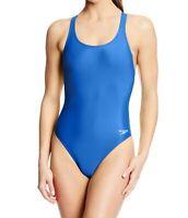 Speedo Womens Swimwear Blue Size 6 /32 ProLT Super Pro Flyback Swimsuit $39 043