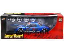 JADA 63194 TOYOTA MR2 MRS SPYDER 1:18 IMPORT RACER DISCONTINUED BRAND NEW SEALED