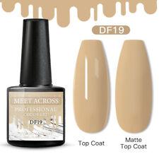 Meet Across Christmas Uv Gel Nail Polish Soak Off Manicure Light Nude Nails 6ml