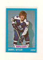 1973-74 Topps #132 Darryl Sittler Toronto Maple Leafs