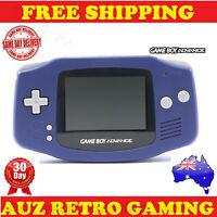 Nintendo GameBoy Advance Console Purple