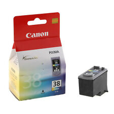 New Genuine Canon CL-38 Colour Ink Cartridge for Pixma MP220 MP140 (2146B001)