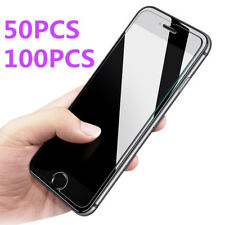 LOT Screen Film For iPhone 11 Pro MAX XS XR 7 6 9H Temper Glass Screen Protector