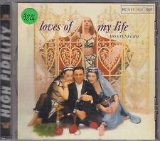 HUGO MONTENEGRO - loves of my life CD